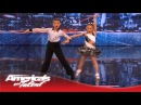 Brother and Sister Battle It Out With Dance for a Spot in Vegas America s Got Talent