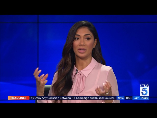 Nicole Scherzinger is Nervous to Return to the Ballroom for Dancing with the Stars Finale Tonight