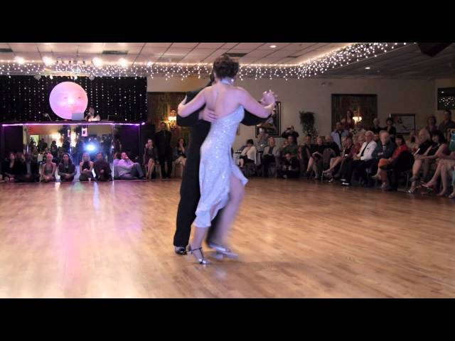 The GREAT MILONGA: Gustavo Naveira Giselle Anne 3/3