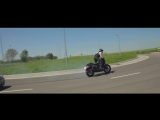 Guinness World Record in the longest motorcycle burn-out (Harley-Davidson Street (1)