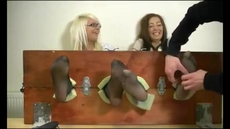 Black Nylon Tickle - 4