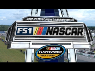 2017 NASCAR Camping World Truck Series - Round 15 - Canadian Tire Motorsports Park 250