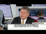 Bob Graham FBI covering up Saudi govt connection to 9 11 Fox News Video