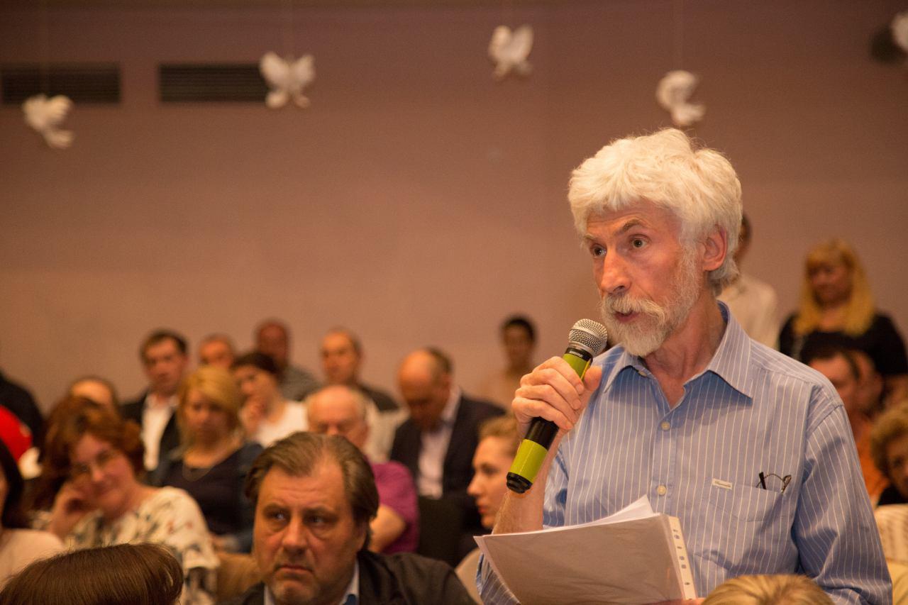 ВСВАО прошли публичные слушания попроекту правил землепользования изастройки