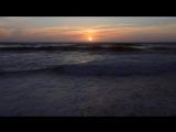 Живые Обои - Закат над морем. Сан Диего
