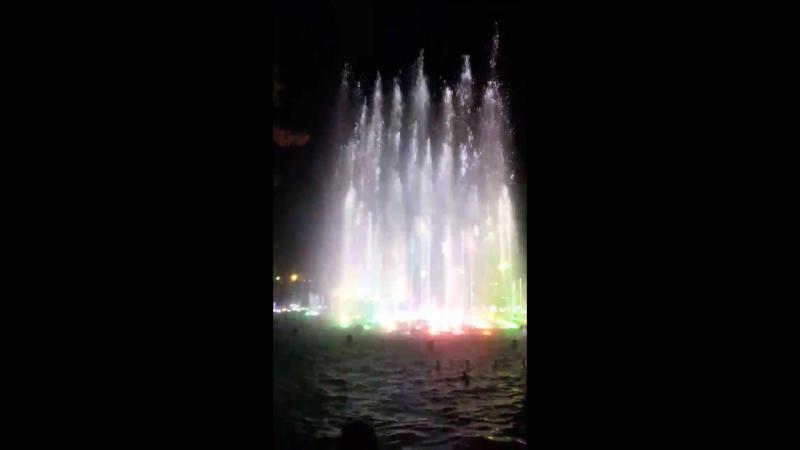 поющие фонтаны Авроры 2