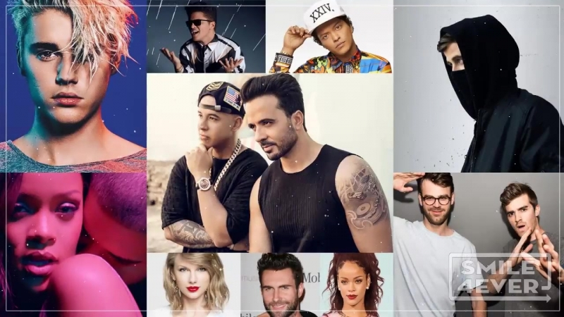 Best Music Mix 2017 ♥ Best Remixes of Popular Songs Party Club Dance Charts ♥ ED