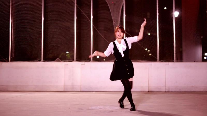 【誕生日】リスキーゲーム 踊ってみた【栞(SHIORI)】 sm24696467