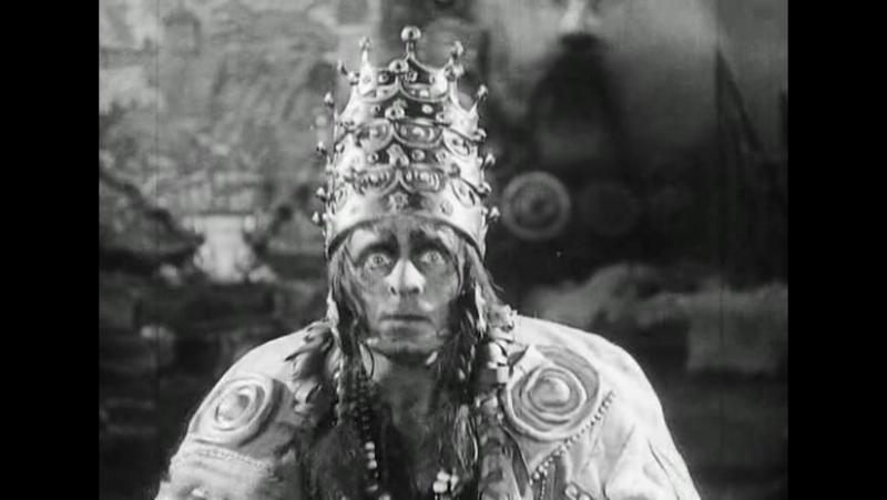 НИБЕЛУНГИ: МЕСТЬ КРИМХИЛЬДЫ (1924, Часть 1) - фэнтези