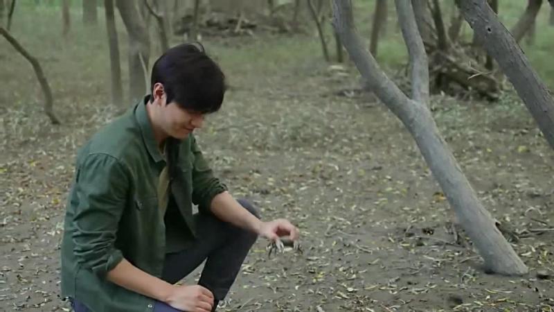 이인호 Lee MinHo 李敏鎬《DMZ, 더 와일드》DMZ, The Wild BTS Trailer 拍攝幕後 預告