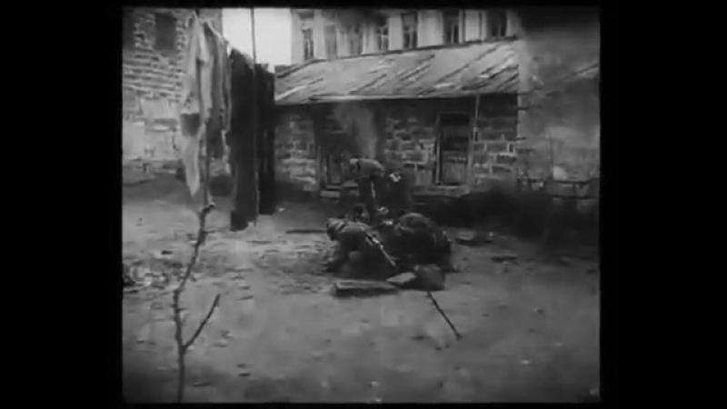 Евпатория 1942 года, трофейная съемка Великая Отечественная война