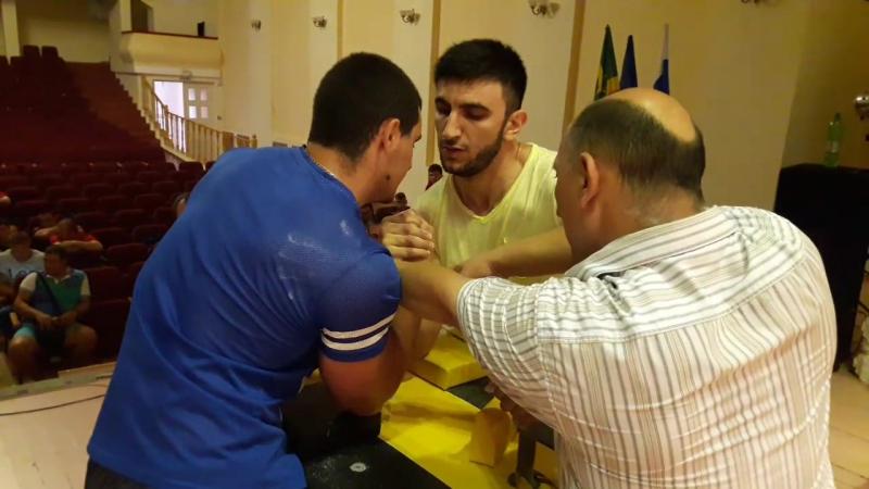 Гаик Джанекян Кесов Эдгар Абсолют ЖЛ Кубани 2017