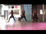 Танец под песню  Get Ugly