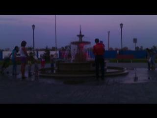 1-ый фонтан Южного города.Самара 2016.