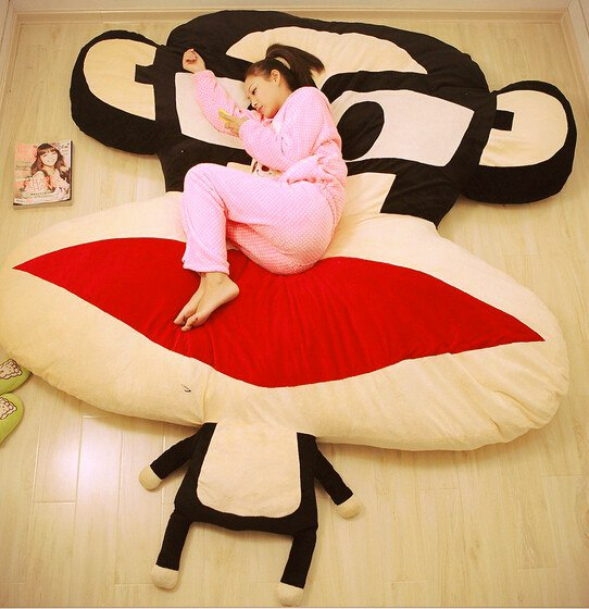 Гигантские мягкие подушки