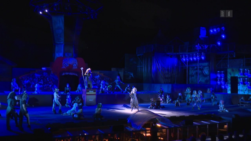 Cats Das Kult Musical auf der Thuner Seebühne
