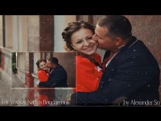 For Vova & Nadya Bondarchuk!