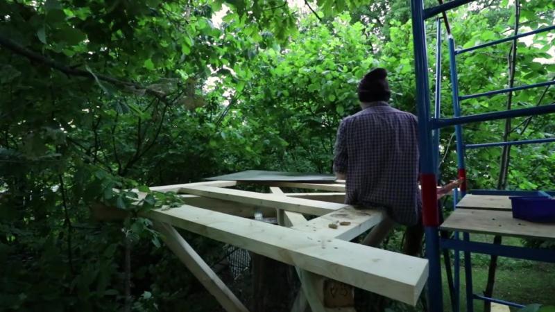 Дом на дереве. Строим дом на дереве своими руками.