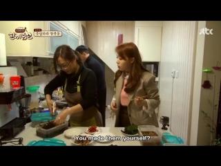 Let's Eat Dinner Together 170329 Episode 24 English Subtitles