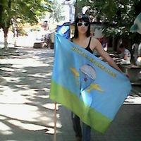Анкета Наталья Чернова