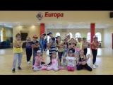 мастер-класс Хип-хоп от Ксении Кожевниковой для детей 5-9 лет  DS STAR