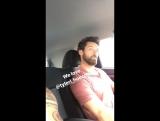 JR Bourne, Ian Bohen & Tyler Hoechlin on Instagram Story (September 4, 2017)