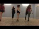Lady style dance / Clean Bandit - Rockabye
