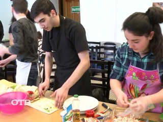 Конкурс традиционной армянской кухни