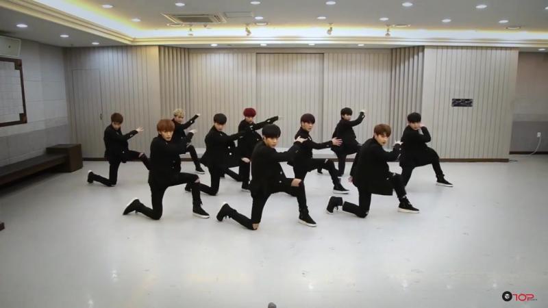 [Dance Practice] UP10TION(업텐션)_하얗게_불태웠어(White_Night)_Orchestra_ver