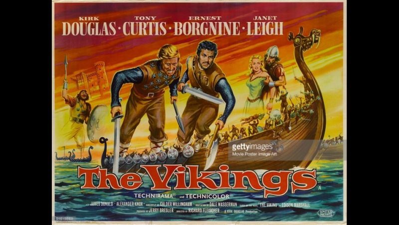 The.Vikings.1958.-Richard Fleischer--Kirk Douglas, Tony Curtis, Janet Leigh, Ernest Borgnine