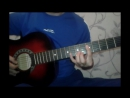 Зиябек Рамазан - горькая жизнь мелодия на гитаре