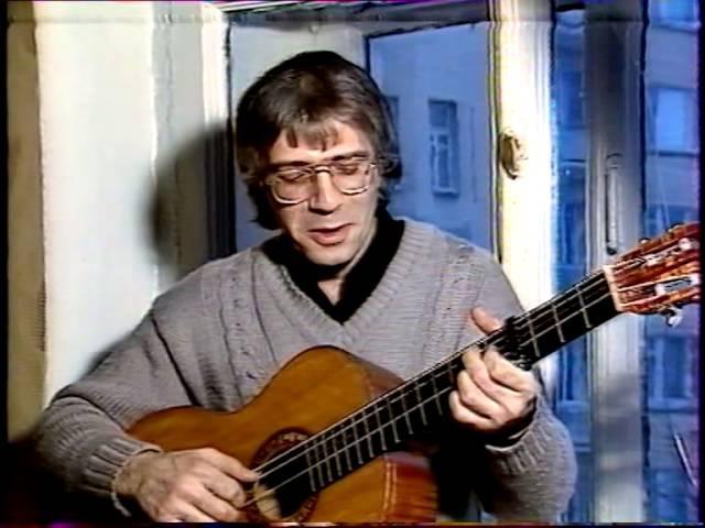 "Александр Мирзаян - Иосиф Бродский ""Танго одного тирана"", 1989."