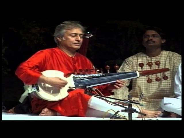 Colours - Amjad Ali Khan (Sarod) - Raga Tilak Kamod - 16 Beats Time Cycle
