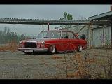 Slammed Classic 240D Mercedes