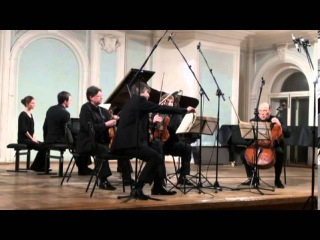Cesar Franck - Piano Quintet in F minor, Op.34