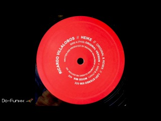 Ricardo Villalobos - Heike [Lo-Fi Stereo – LOFI STEREO 038]
