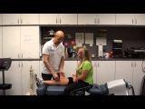 Knee Pain Reduced  in 30 Seconds  Patella Release Technique -- Dr Mandell