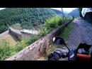 Best of carpathian mountains motorcycle trip. мандрівка Карпатами