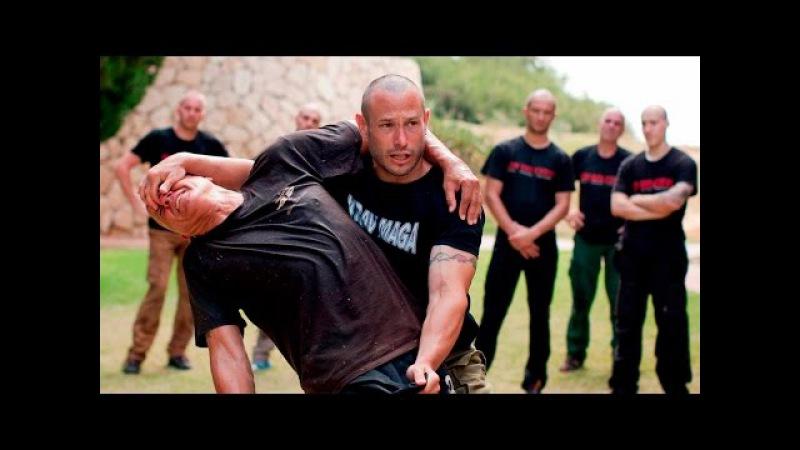 Три главных удара самообороны - Самбо для пацанов
