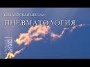 Библейская Школа 2008г. Пневматология. Часть 1: Исторический обзор