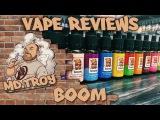 ЖИДКОСТЬ BOOM (from boomvape.ru)  жижка для бородачей