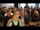 Напярэдадні Дня абаронцаў Айчыны ў сярэдняй школе №1 прайшла канферэнцыя бацькоў