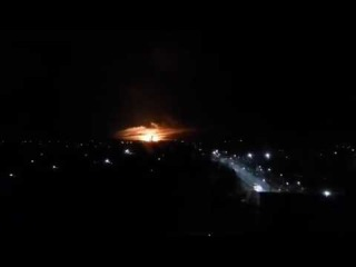 Взрывы Балаклея пожар на складах