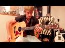 Жесть! Виртуоз на гитаре! 1 Tobias Rauscher
