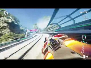 Fast RMX's Cameron Crest at 1080p/60fps