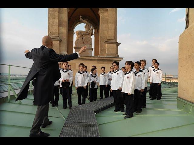 Венский хор мальчиков в Москве