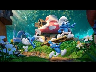 Смурфики: Затерянная деревня / Smurfs: The Lost Village (2017) Второй дублированный трейлер HD