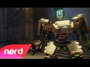 Overwatch Song | Tank Mode (Bastion Song) | Nerdout [Prod. By Boston]