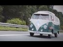 Legendäre Volkswagen: Das Bulli Summer Festival 2017 | The Bulli Summer Festival 2017