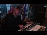 James Lo Scott - Ночь Не Слышно Городского Шума (Live in Soul Cafe Вечера)